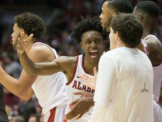 NCAA Basketball: Lipscomb at Alabama