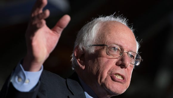 Vermont Sen. Bernie Sanders is running for the Democratic