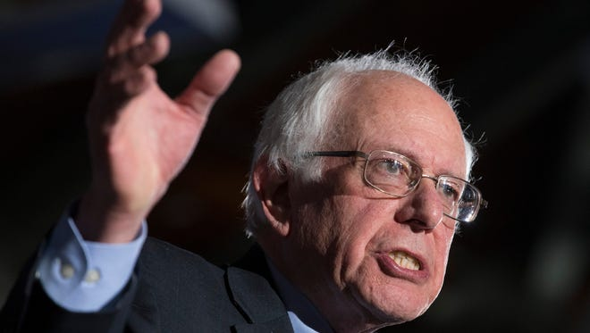 Vermont Sen. Bernie Sanders is running for the Democratic Party's presidential nomination.