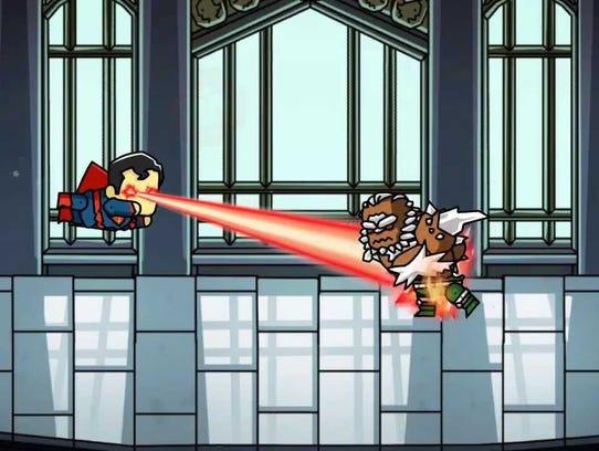 Scribblenauts Unmasked - A DC Comics Adventure - d