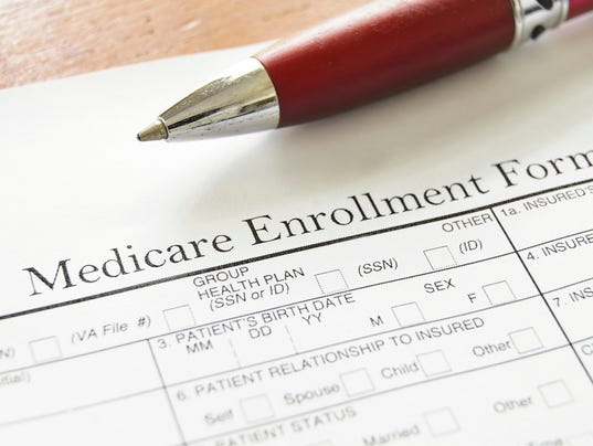 Medicare Health Stock Photo