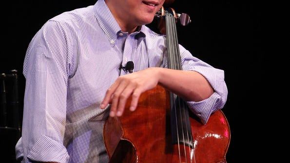 The 2010 New Yorker Festival: A Conversation with Music - Yo-Yo Ma