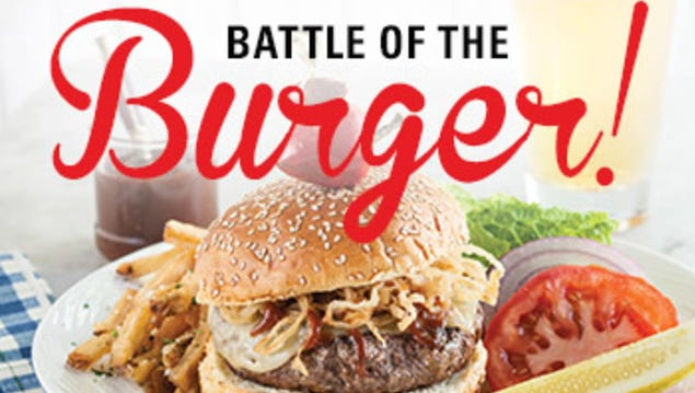 Battle of the Burger!