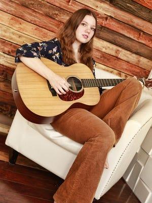 Singer/songwriter Alex Creamer