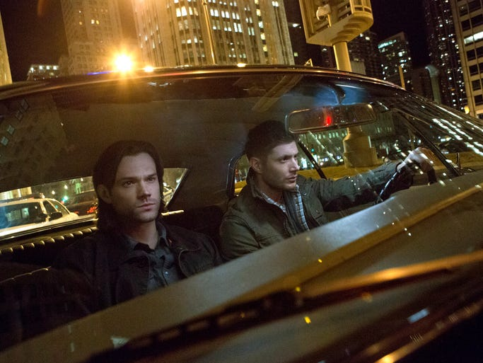 The April 29 episode of The CW's ''Supernatural'' (9 ET/PT) takes Sam (Jared Padalecki) and Dean Winchester (Jensen Ackles) to Chicago, a town ruled by five monster families and the setting for a possible ''Supernatural: Bloodlines'' spinoff series.