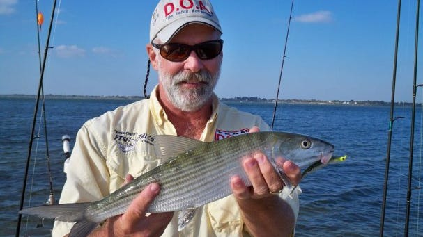 Capt. Charlie Conner of Fish Tales Guide Service in Fort Pierce