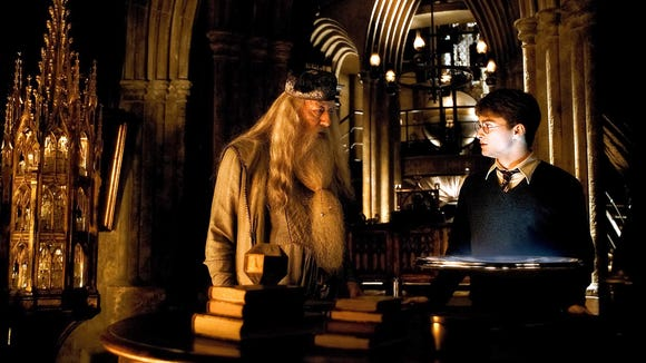 Dumbledore, why did you keep so much from Harry? WHY.