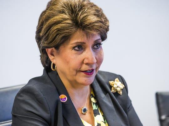 Janet Murguía, presidente y directora ejecutiva de Unidos US, antes Concilio Nacional de La Raza.
