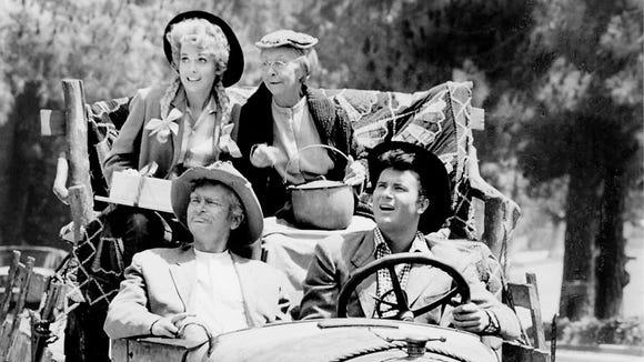 The Beverly Hillbillies.