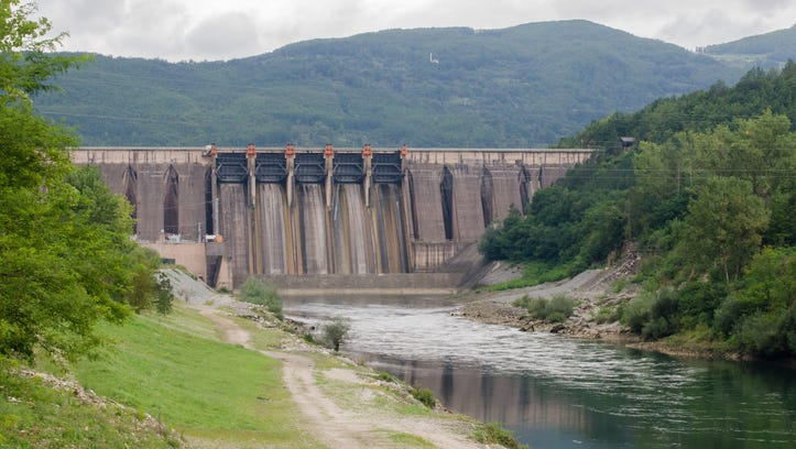 Hydroelectric power plants have not garnered the kind
