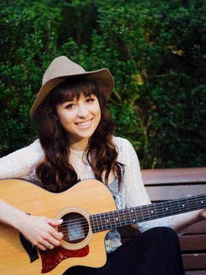 Singer/songer Bri Cauz will play a free show 8 p.m. March 29 at Boon's Treasury.