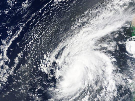 Hurricane Fred