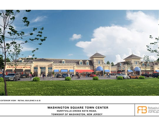 A development project on Hurffville Crosskeys Road in Washington Township includes 260 luxury apartment, 100 townhomes, 110 assisted living units and 70 affordable housing units, in addition to 70,000 square feet of medical offices and retail space.