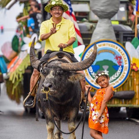 Guam celebrates Liberation Day