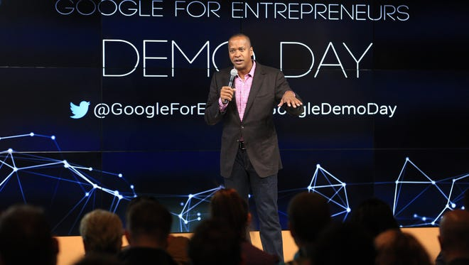 Google Senior Vice President David Drummond explains that the company is eager to promote entrepreneurs in order to provide itself with competition.