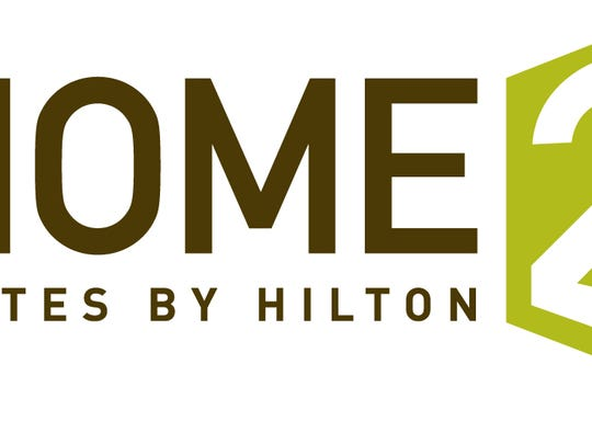 The Home2 Suites by Hilton logo.