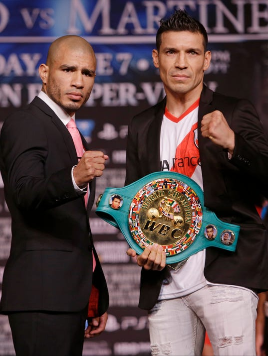 2014-06-05 martinez cotto fight