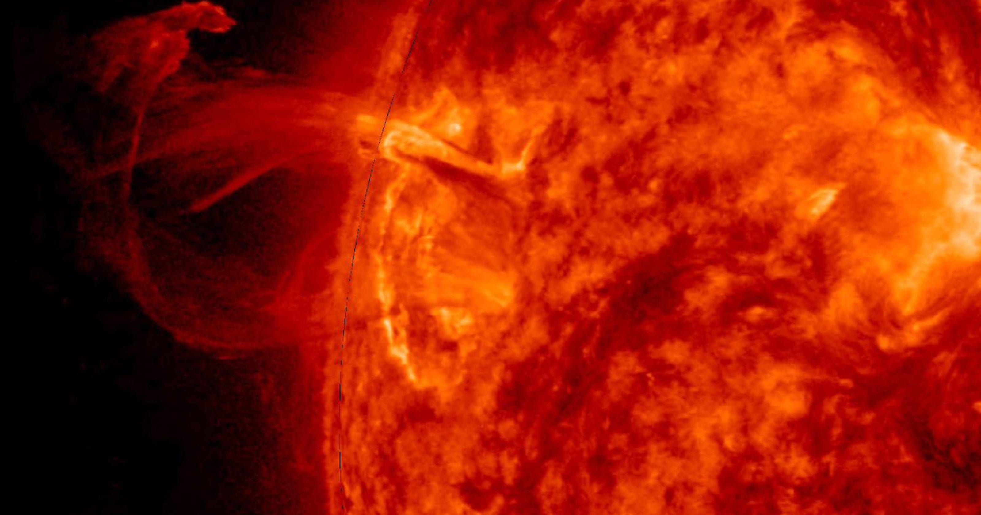 Solar storms, Northern Lights: Powerful one hit Earth 2,700