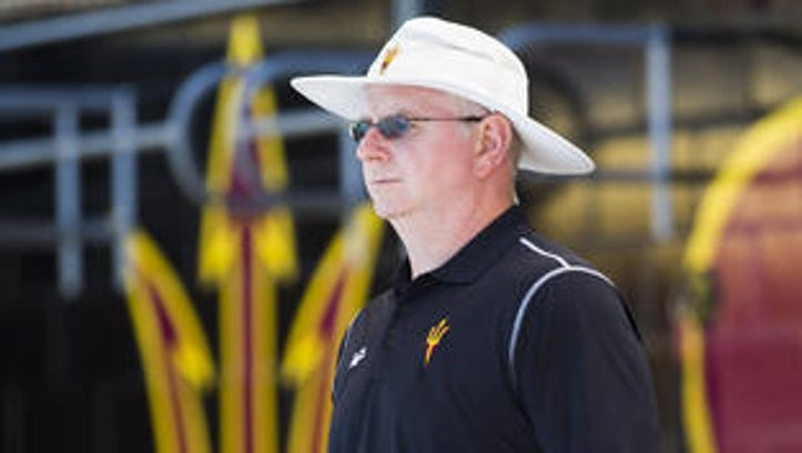 """Bob Bowman offers insight into his decision to become ASU swim coach and his long relationship with Michael Phelps in his new book """"The Golden Rules."""""""