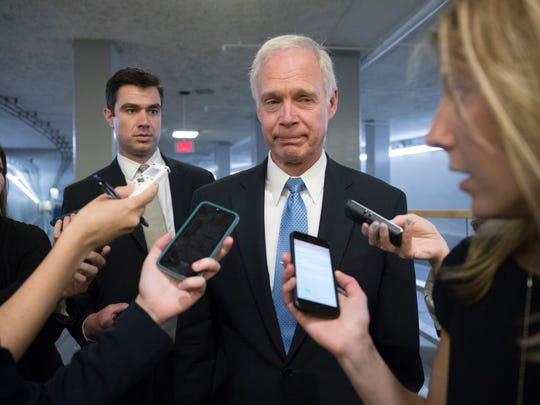 Republican Sen. Ron Johnson of Wisconsin