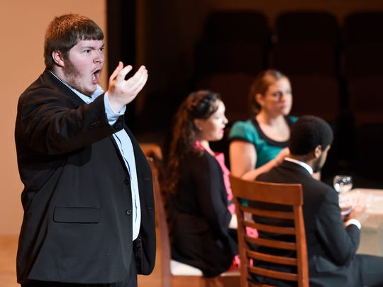 UE Opera students will be performing scenes from several scary operas in the spirit of the season this weekend for its upcoming program.
