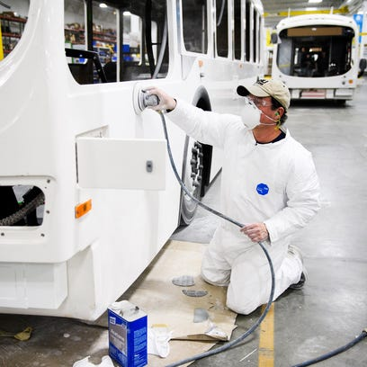 Proterra electric buses experience surge of interest as cities invest in clean transit
