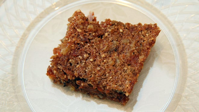 Carrot Kugel won Sheila Smith first place in the Savory category of the Passover recipe contest.