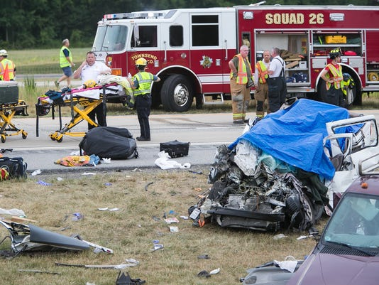 Truck driver in Delaware Route 1 crash that killed 5 faces charges