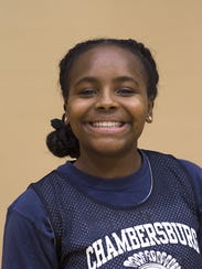 Camryn Greenlee, Chambersburg girls basketball