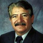 Treasurer David Gutierrez is shown in this undated photgraph.