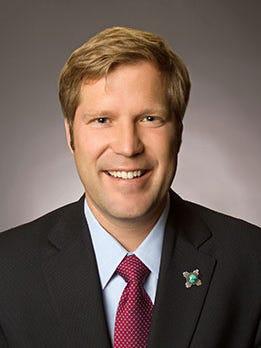 State auditor Tim Keller