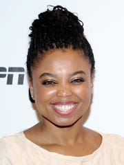 Jemele Hill in 2017.
