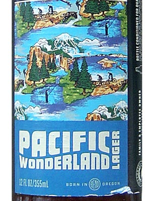 Pacific Wonderland, from Deschutes Brewery in Bend, Ore., is 5.5% ABV.