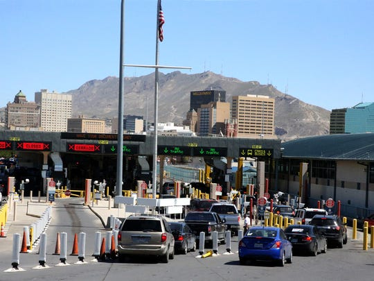 The Paso Del Norte Port of Entry