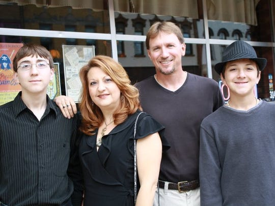 Jessica Masserant is survived by her husband Brad and sons, Kyle, 20, and Troy, 17.