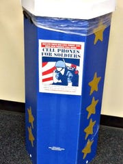 Do you have an old cellphone you are not using?  Donate it to Cell Phones For Soldiers.