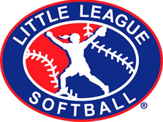 LL softball logo