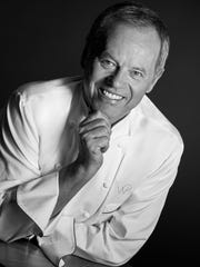 Wolfgang Puck, chef de cuisine of the 2017 Naples Winter Wine Festival.