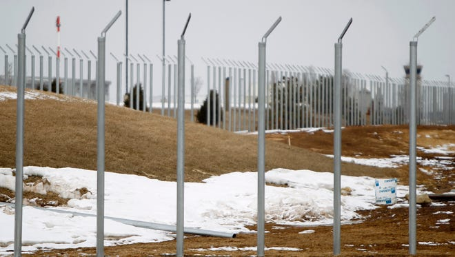 The proposed site of Fox Valley Technical College'?s latest venture:  the nation'?s first cold-weather body farm, part of FVTC'?s $34.8 million Public Safety Training Center on County BB at  Outagamie County Airport.