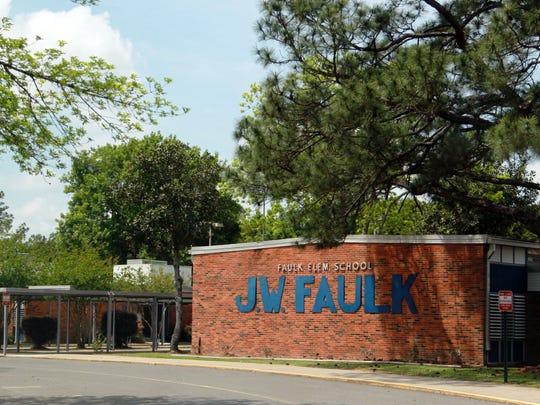 J.W. Faulk Elementary School