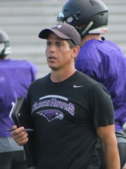 Veteran Bloomfield Hills head coach Dan Loria has no doubt  his squad will compete hard in the OAA Red Division this year after having won the Blue Division crown last fall.