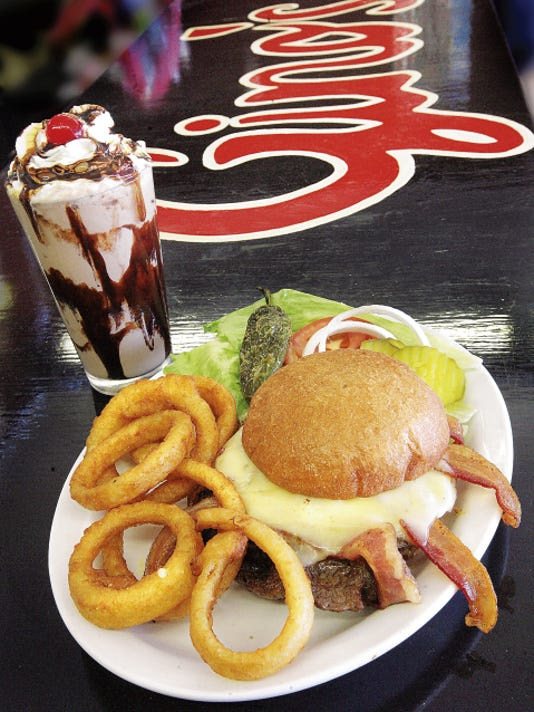Food review: Gino's Diner