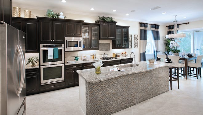 Bonita Lakes is now offering its final home sites and a 2,842-square-foot, quick delivery Athena Renaissance home, like the one show, that will be move-in ready this fall.