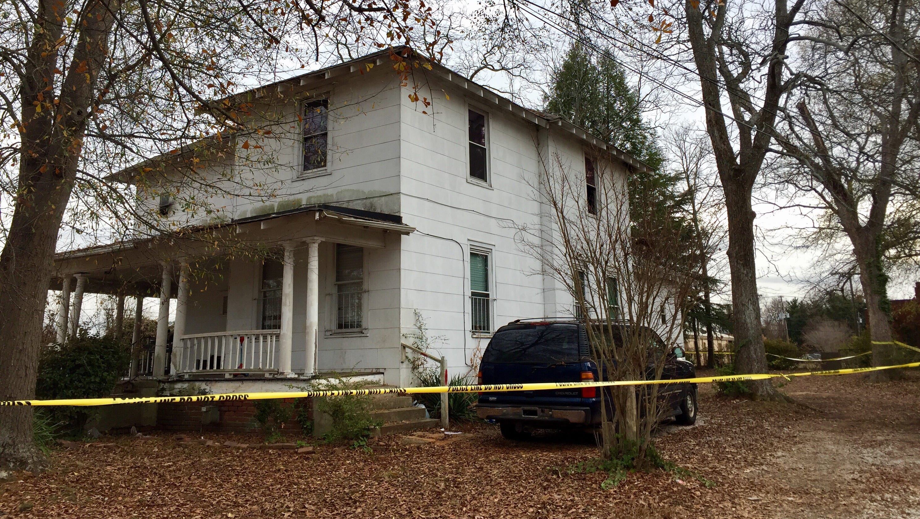 Greenville boy 3 dies three days after house fire for Greenville house