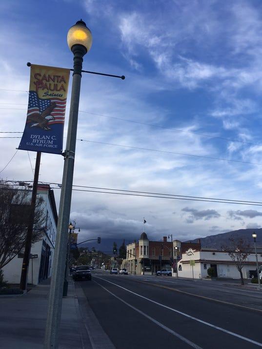 Downtown Santa Paula
