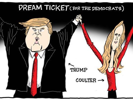 Dream Ticket for Democrats