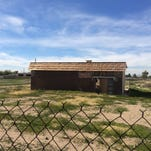 West Valley eyesores: These are the remains of the Phoenix Trotting Park in Goodyear that have been abandoned for 50 years. The park is near the  Interstate 10 and Loop 303 interchange in Goodyear.