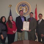 Employee Screening Serviceswas among 19 outstanding small businesses in Missouri honoredas a 2015 Excellence in Business Award winner by the Missouri Business Development Network.