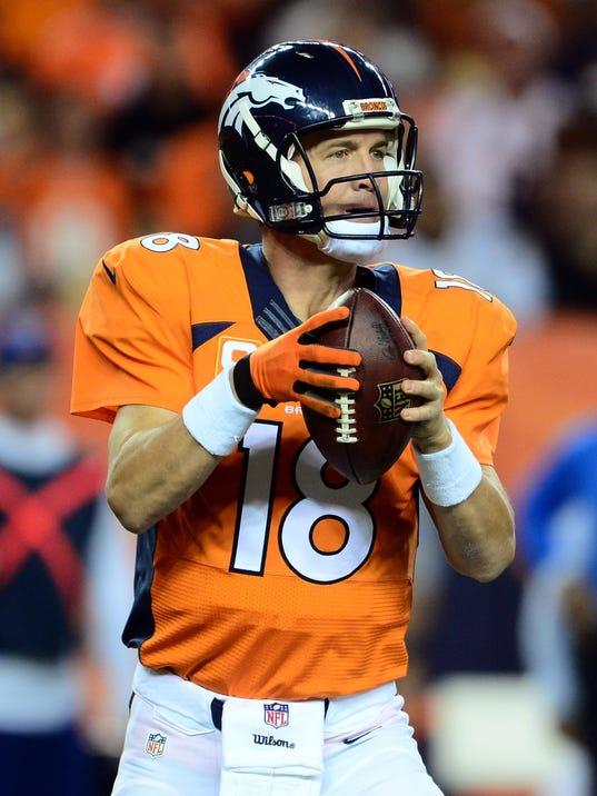 Peyton Manning Goes Off On Broncos Scoreboard Operator