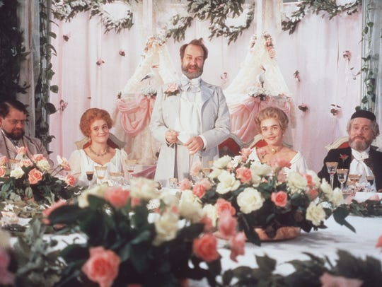 "Ingmar Bergman's ""Fanny & Alexander"" won an Academy"